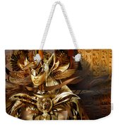 Egyptian Goddess Weekender Tote Bag