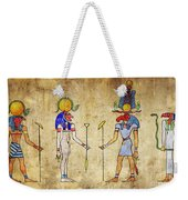Egyptian Gods And Goddess Weekender Tote Bag
