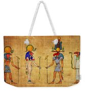 Egyptian Gods And Goddness Weekender Tote Bag