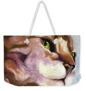 Egyptian Mau Princess Weekender Tote Bag