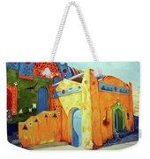 Egyptian Nubian House Weekender Tote Bag