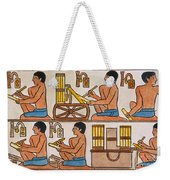 Egyptian Scribes Weekender Tote Bag