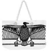 Egyptian Symbol: Vulture Weekender Tote Bag