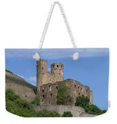 Ehrenfels Castle Squared 02 Weekender Tote Bag