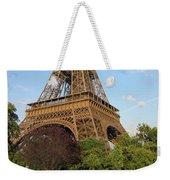 Eiffel Weekender Tote Bag