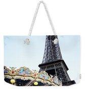 Eiffel Tower 7 Weekender Tote Bag