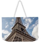 Eiffel Tower In Paris Weekender Tote Bag