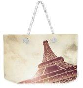 Eiffel Tower In Sunlight Weekender Tote Bag