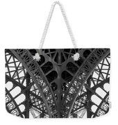 Eiffel Tower Leg Weekender Tote Bag