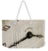 Eight Days A Week Clock Weekender Tote Bag