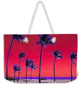 Eight Palms Weekender Tote Bag