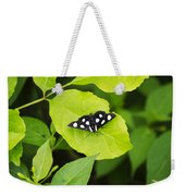 Eight Spotted Forester Weekender Tote Bag