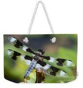 Eight-spotted Skimmer  Weekender Tote Bag