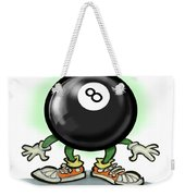 Eightball Weekender Tote Bag