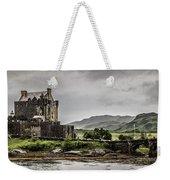 A Bonnie Wee Castle Weekender Tote Bag