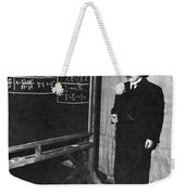 Einstein At Princeton University Weekender Tote Bag