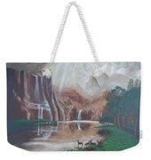 El Capitan Falls Weekender Tote Bag