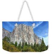 El Capitan In Yosemite National Park Weekender Tote Bag