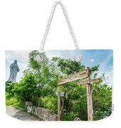 El Cristo De La Habana  Weekender Tote Bag