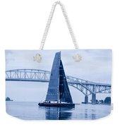 II Mostro And Blue Water Bridge Weekender Tote Bag