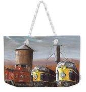 El Power Weekender Tote Bag by Christopher Jenkins