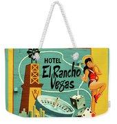 El Rancho Weekender Tote Bag