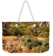 El Torcal Rock Formations Weekender Tote Bag