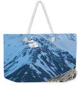 El Yeso Dam Weekender Tote Bag