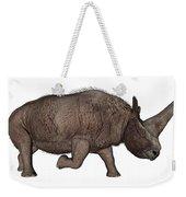 Elasmotherium Weekender Tote Bag