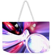 Elation Abstract Weekender Tote Bag