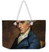 Elbridge Gerry, 1744-1814 Weekender Tote Bag