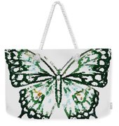 Election 2020 Presidential Candidate Catherien Lott Usa Green Butterfly Weekender Tote Bag
