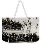 Election Day Weekender Tote Bag