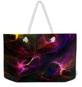 Electric Abstract 052510 Weekender Tote Bag
