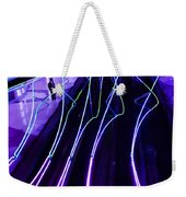 Electric Avenue Weekender Tote Bag