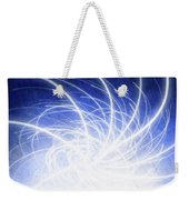 Electric Beams Weekender Tote Bag