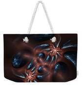 Electric Crabs Weekender Tote Bag