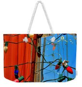 Electric Lady Land Weekender Tote Bag