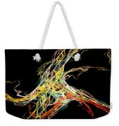 Electric Shock Weekender Tote Bag