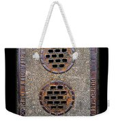 Electric Smiles Weekender Tote Bag
