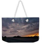 Electrified Skies Weekender Tote Bag
