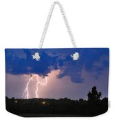 Electrifying Southern Davidson County Weekender Tote Bag