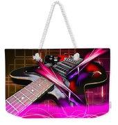 Electro Guitar Weekender Tote Bag