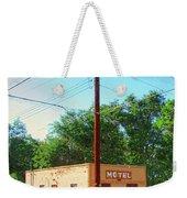 Electromagnetic Motel Weekender Tote Bag