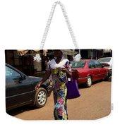 Elegance And Grace Weekender Tote Bag