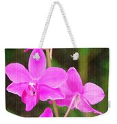Elegance In Nature Weekender Tote Bag