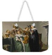 Elegant Company Making Music Weekender Tote Bag