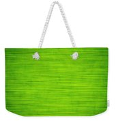 Elegant Green Abstract Background Weekender Tote Bag