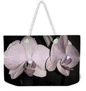 Elegant Orchid Weekender Tote Bag