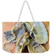 Elegant Treasures From The Sea Weekender Tote Bag